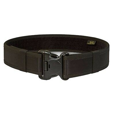 Perfect Fit Nylon Duty Web Belt 2 14 Tactical Police Gear Lrg 40-44 Usa Made