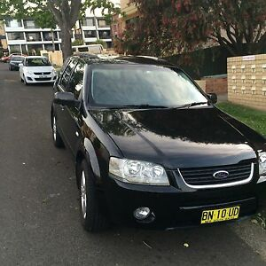 2005 Ford Territory Wagon North Wollongong Wollongong Area Preview