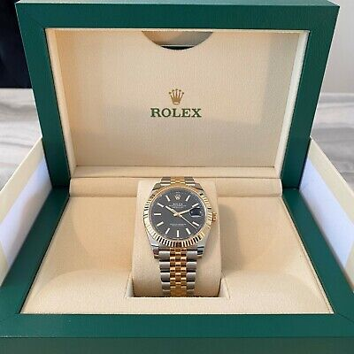 Rolex Datejust 41 | 126333 | 2021 | Box and Papers