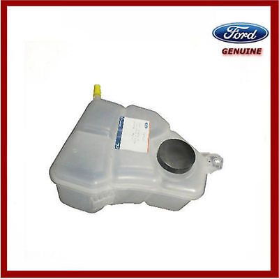 Genuine Ford Fiesta Radiator Expansion Tank/Overflow Bottle, 2001-2008. 1221362