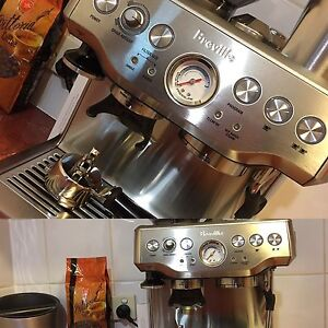 As new Breville Coffee Machine Surfers Paradise Gold Coast City Preview
