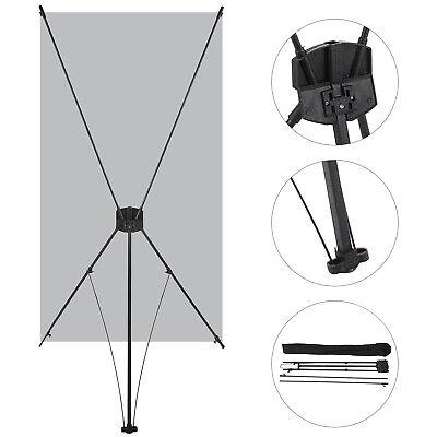 10pcsxbanner Stand 24x63 W Free Bag Trade Show Display Tripod Ironfibre Glass