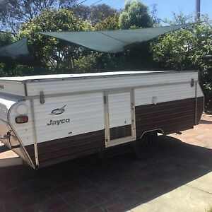 Jayco Camper Trailer Seaford Frankston Area Preview