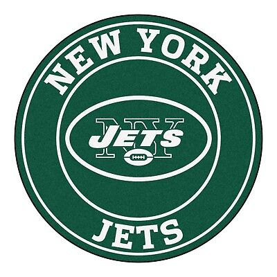 (New York Jets NFL Color Die-Cut Decal / Yeti Sticker *Free Shipping)