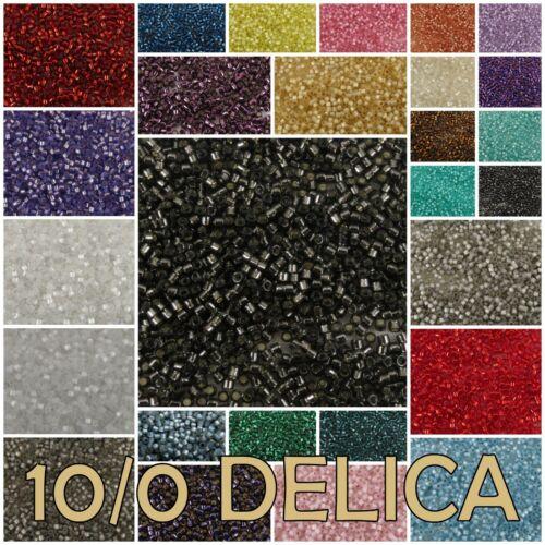 Delica 10/0 Miyuki Seed Beads 7.2 g #602-694 (5 of 7)