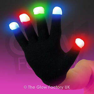 Led gloves uk