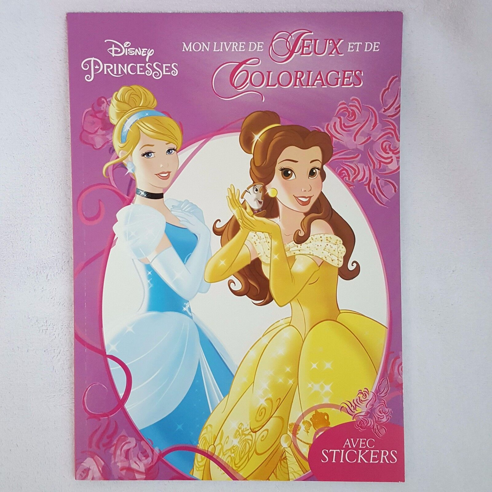 Album coloriage / jeux DISNEY