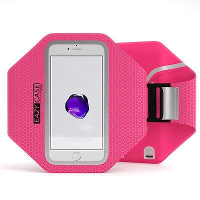 Universal Sport Handy Armtasche Jogging Smartphone Fitness Arm Band Pink