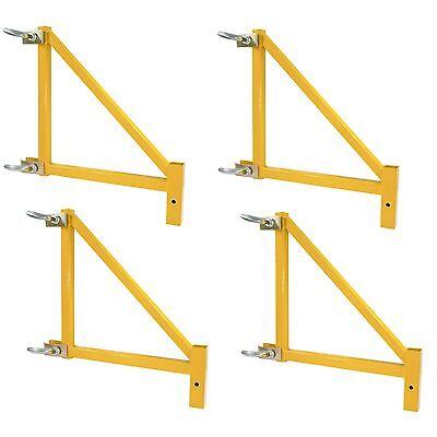 Cbmscaffold 18 Outrigger Set For Multipurpose 6-ft. Baker Style Scaffold -mfsso