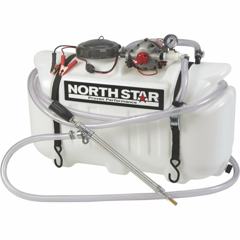 NorthStar ATV Tree Sprayer - 26-Gallon Capacity, 5.5 GPM, 12 Volts