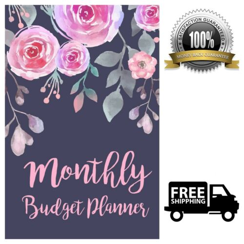 Monthly Expense Finance Budget Planner Monthly Weekly & Daily Bill Budgeting