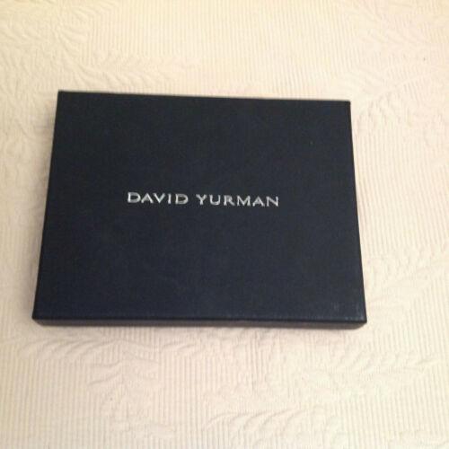 David Yurman Black Branded Gift  Box