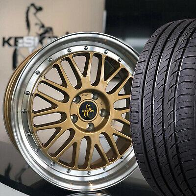 19 Zoll ABE Keskin KT22 GLP Sommerräder 235/40 R19 für Mercedes GLA-Klasse 245G