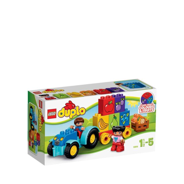Lego Duplo� Creative Play My First Tractor - 10615 From Debenhams