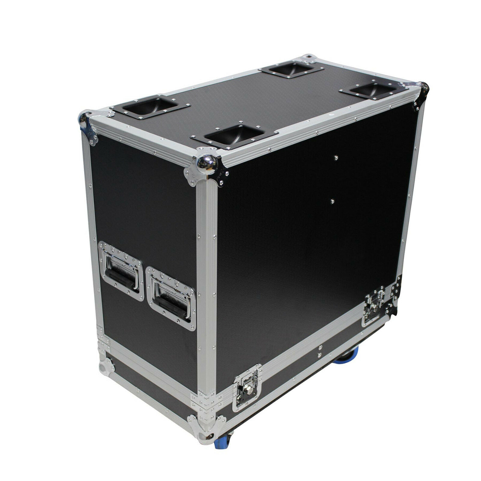 Details about ProX XS-2X12SPW ProX Universal 2x 12' Speakers ATA Flight  Road Case QSC EV RCF