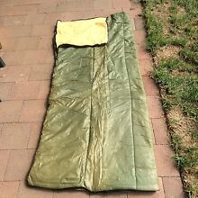 Single zippered sleeping bag Northfield Port Adelaide Area Preview