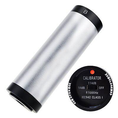 Digital Sound Level Meter Noise Tester Calibrator 0.3 Db Sound Measuring System