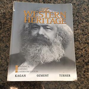 The Western Heritage (Combined Volume)