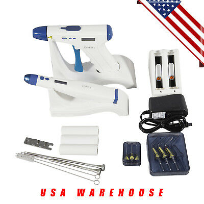 Usa New Dental Endodontic Obturation Endo Gutta Percha Cordless Gun Pen Cicada