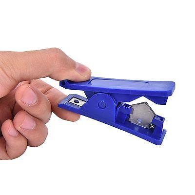 Rubber Silicone Pvc Pu Nylon Tube Plastic Pipe Hose Cutter Cut Up Scissors Itbu