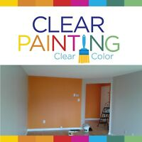 Clear Painting