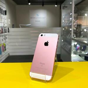 Last in Stock iPhone SE 64G Rose Gold Used in Very Good Condition