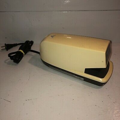 Panasonic As-300nn Commercial Electric Stapler Tested Working Vintage