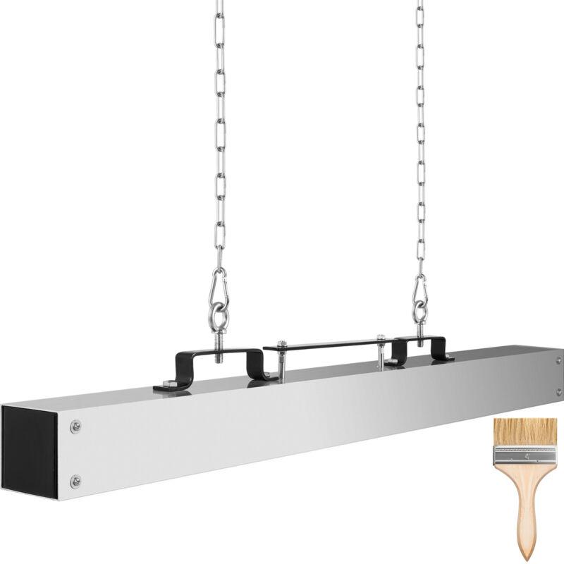 """48"""" Hanging Magnetic Sweeper ForkLift Hanger Tool 48inch Vevor Magnet Sweeper"""