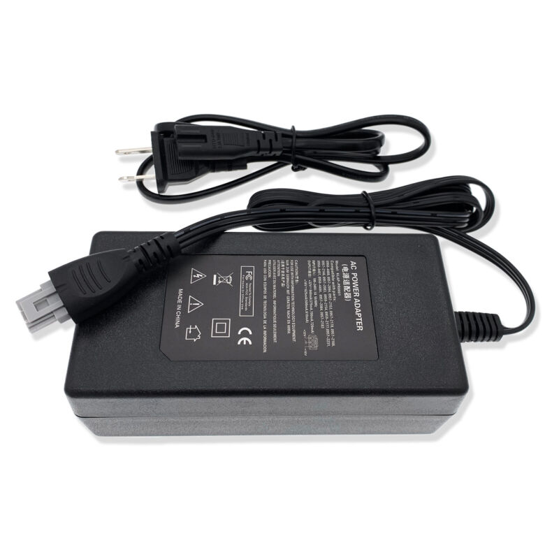 AC Adapter Power Supply Charger Cord For HP PhotoSmart C3130 C3130 C3135 Printer