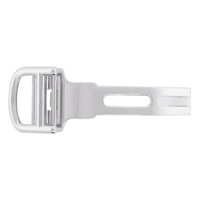 Cartier Tank Americaine 14mm 18K White Gold Fold over Deployant Buckle
