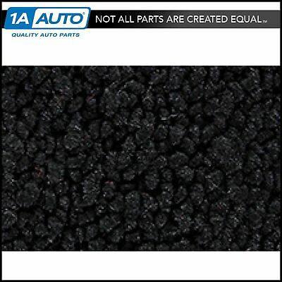 1971-73 Chevy Impala 2 Door 01-Black Carpet for Automatic Transmission ()