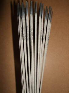 Stainless Steel 316L Arc Welding Electrodes 1.6mm & 2.0mm mix of 20 rods