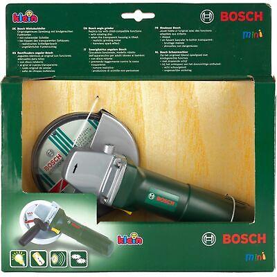 Theo Klein Bosch Winkelschleifer, Kinderwerkzeug, grün