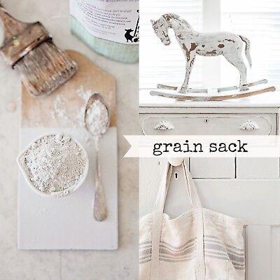 Miss Mustard Seed's Milk Paint - GRAIN SACK White - Furniture Painting DIY