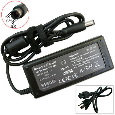 New Ac Adapter Charger For Hp 608425 002 Ppp009h 613152 001 Power Supply Cord