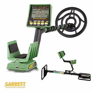 Garrett GTi 2500 Hoard Package Metal Detector + Hoard Hunter.