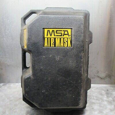 Msa Ppe Air Pack Regulators And Case Model Number 5-447-1