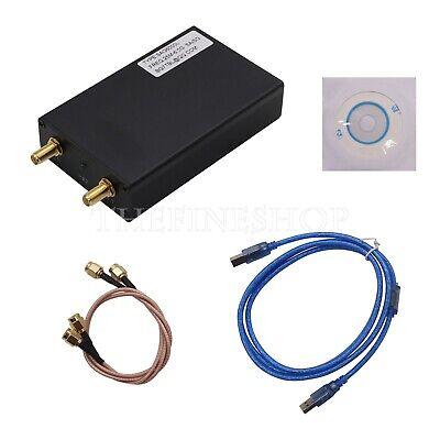 25mhz-6ghz Simple Spectrum Analyzer Signal Source Tracking Generator Usb Sma