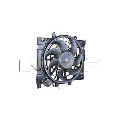 Genuine NRF Engine Cooling Radiator Fan - 47310