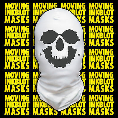 Halloween Costume Rorschach Moving Inkblot Masks - Death](Rorschach Halloween Costume)