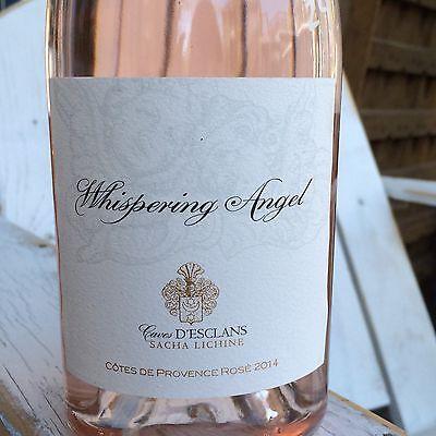 Chateau d'Esclans Cotes de Provence Whispering Angel Rose
