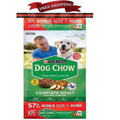 Purina Dog Chow Complete Adult Chicken Dry Dog Food 57 lbs.