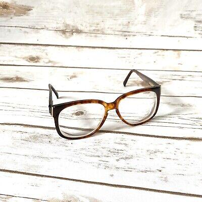Swank Frames Frances EyeGlasses Perscription RX Trump Oversized Frames (Perscription Glasses)
