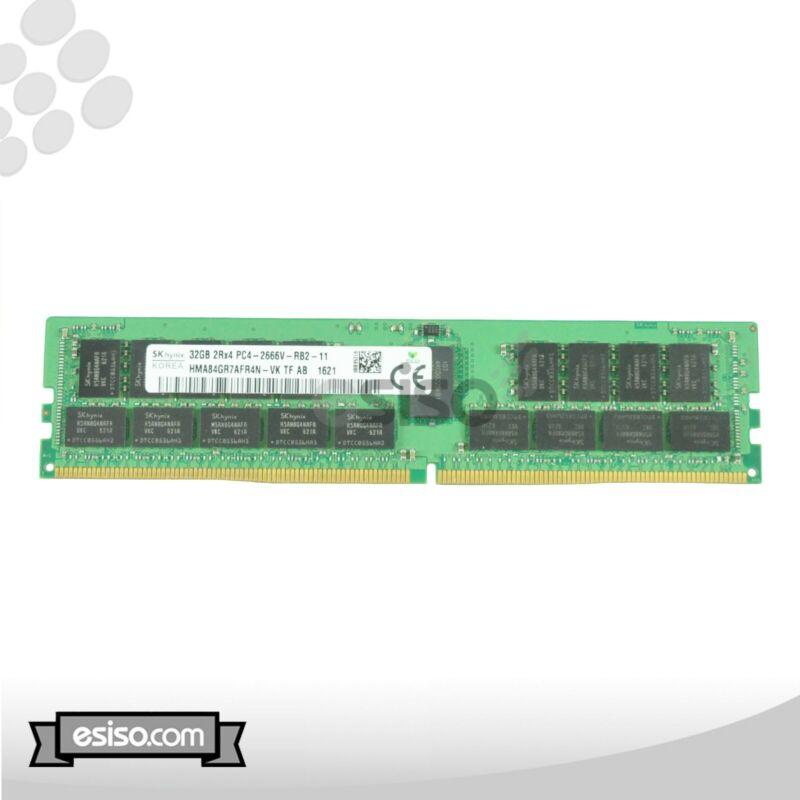 HMA84GR7AFR4N-VK HYNIX 32GB 2RX4 PC4-2666V-R MEMORY MODULE (1X32GB)