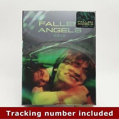 Fallen Angels BLU-RAY Steelbook - Lenticular / Kar-Wai Wong, NOVA