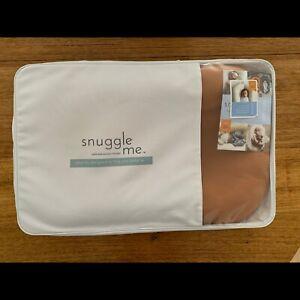 Hospitable Snuggle Me Organic Infant Lounger-natural Bassinets & Cradles