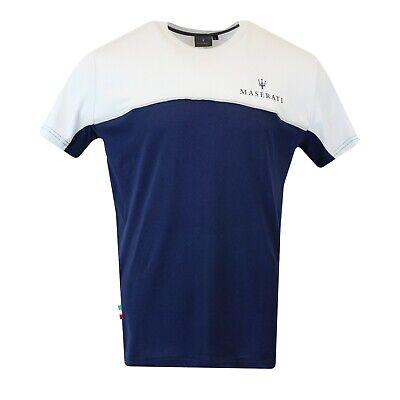 Maserati Two Toned T-Shirt