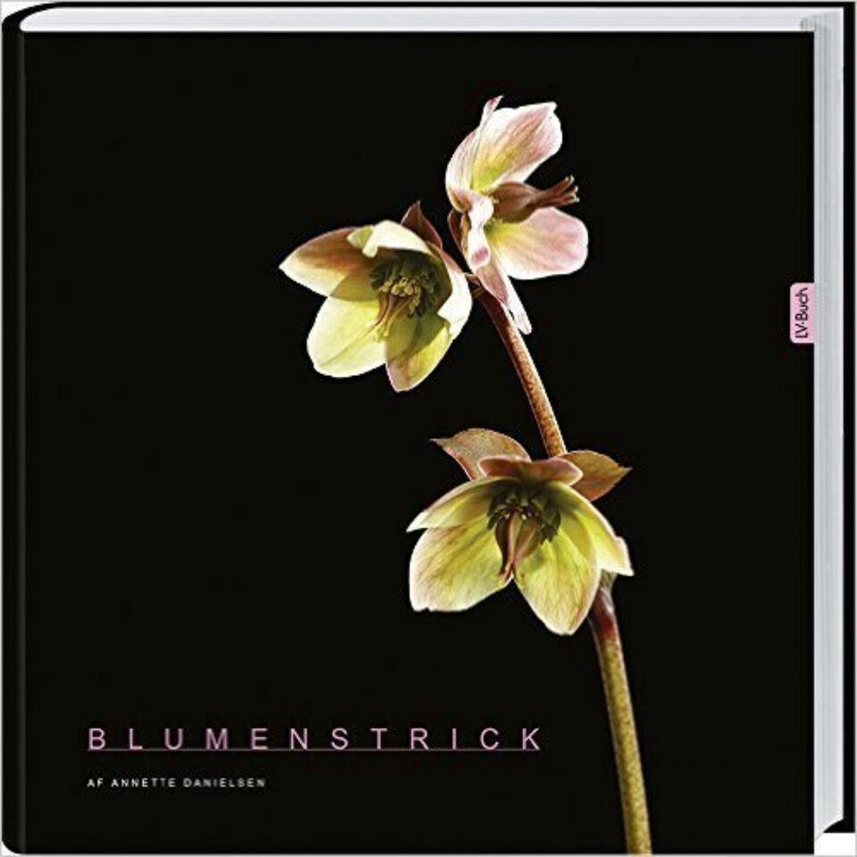 BLUMENSTRICK von Annette Danielsen - Strickmodemagazine Stricken in Bremerhaven