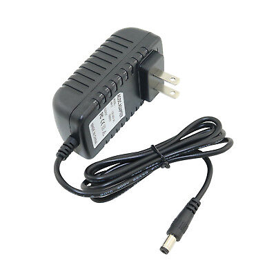 12V AC/DC Adapter Power Supply Cord For Panasonic AG-DV2500P AGDV2500P