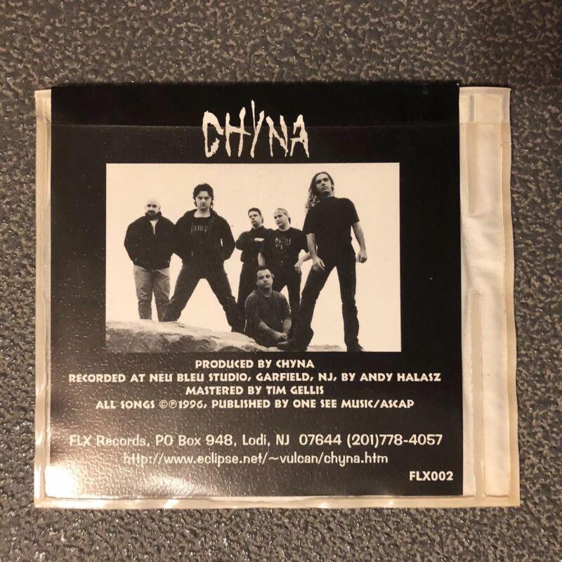 Chyna CD RARE Steve Zing Samhain Mourning Noise Misfits Undead Danzig